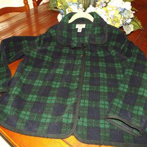 Talbots Fleece jacket